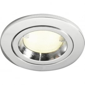 ACE2050/11GU Ace Low Energy Firerated Downlight Polished Chrome