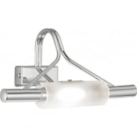 156-WBCH 1 Light Modern Picture/Mirror Wall Light Chrome Finish