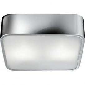 1030-30CC 2 Light Flush Ceiling Light Polished Chrome