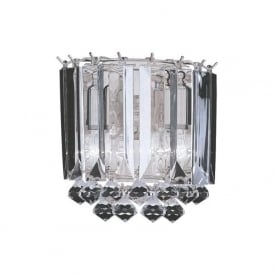 6711-2CC Sigma 2 Light Wall Light Polished Chrome