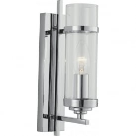 3091-1CC Milo 1 Light Wall Light Polished Chrome