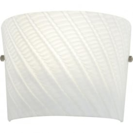 FARINA-1WBWH Farina 1 Light Wall Light White