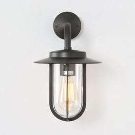 0561 Montparnasse 1 Light IP44  Outdoor Wall Light Bronze