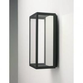 0931 Puzzle 1 Light LED Wall Light Black
