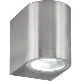 8008-1SS Outdoor Lighting 1 Light Wall Light Stainless Steel IP44