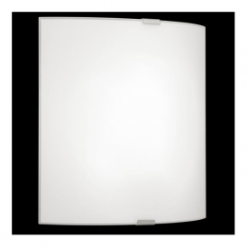 84026 Grafik 1 Light Wall Light Satinated Glass