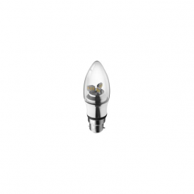 Mains LED 5.5 Watt Candle Lamp Dimmable
