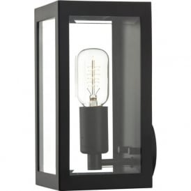 ERA0722 Era 1 Light Outdoor Wall Light Black IP44
