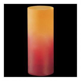 83374 Blob 1 Light Table Lamp Red & Orange
