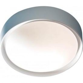 BET52 Beta 1 Light Bathroom Ceiling Light IP44 Acrylic