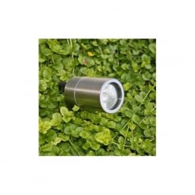 GU10SPIKE-SS Outdoor Spike Light Stainless Steel IP44