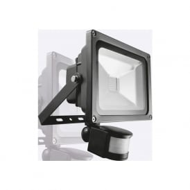 Phoebe Aruna PHT20WFLPIR 20w LED Flood Light IP65 Black