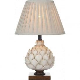 LAY4133/X Layer 1 Light Table Lamp Cream