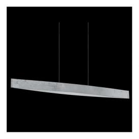 93339 Fornes 4 Light LED Pendant Silver