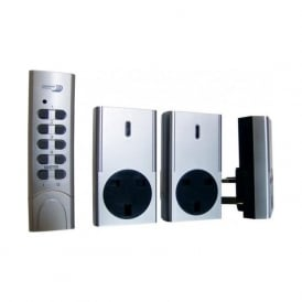 HE830S Home Easy Remote Control Socket Kit 3 Pack