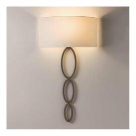 7397 Valbonne 1 Light Wall Light Bronze