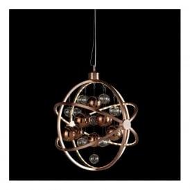 MUNI-CO Muni LED Ceiling Pendant Copper
