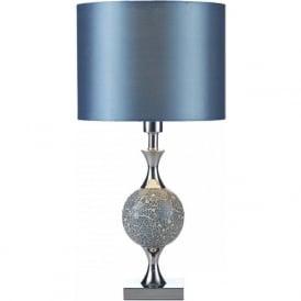 ELS4223 Elsa 1 Light Table Lamp Polished Chrome