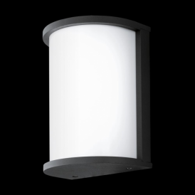 95099 Desella LED Outdoor Wall Light Anthracite IP44