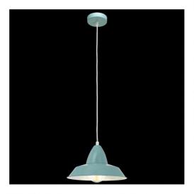 49244 Auckland 1 Light Ceiling Pendant Mint