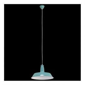 49253 Somerton1 1 Light Ceiling Pendant Mint