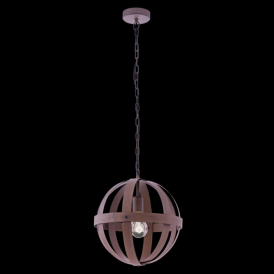 49482 Westbury 1 Light Ceiling Pendant Rustic