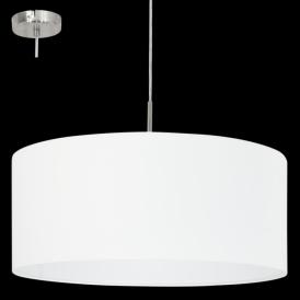 31575 Pasteri 1 Light Pendant White
