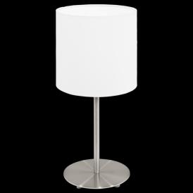 31594 Pasteri 1 Light Table Lamp White