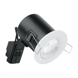 EN-FD101 Mains Voltage GU10 Fixed Fire Rated Downlight