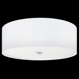 94918 Pasteri 3 Light Ceiling Light White