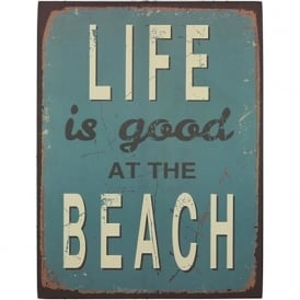 71-277 Life At The Beach Wall Art