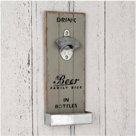 71-252 Metal Bottle Opener Wall Art