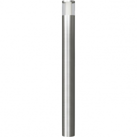 94279 Basalgo1 1 Light IP44 LED Post Lamp Stainless Steel