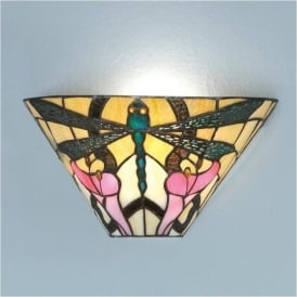 63926 Ashton 1 Light Tiffany Wall Light