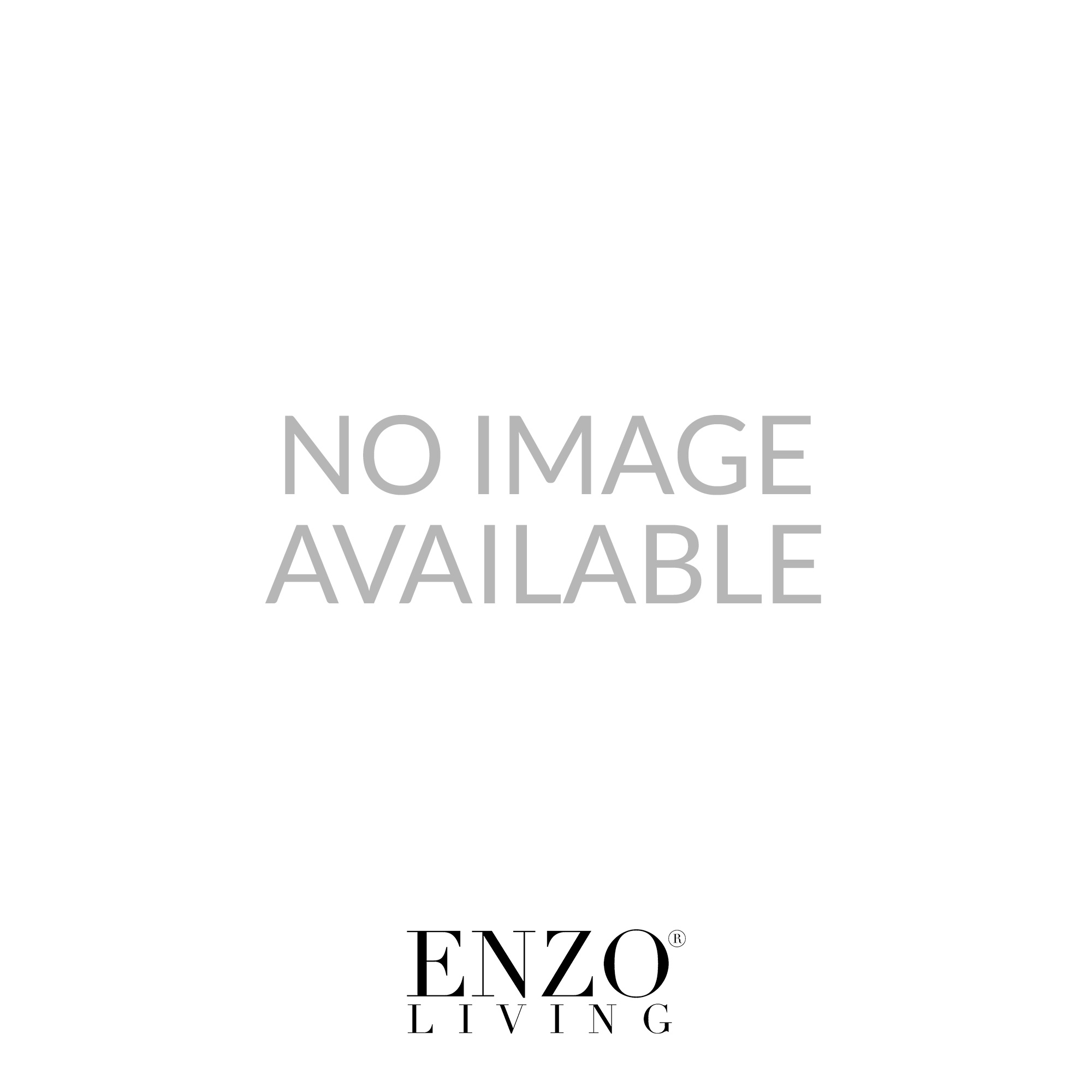 IL30433 Piazza 6 Light Crystal Flush Ceiling Pendant Polished Chrome