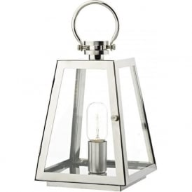 ACR4144 Acre 1 Light Outdoor Table Lamp Stainless Steel IP44