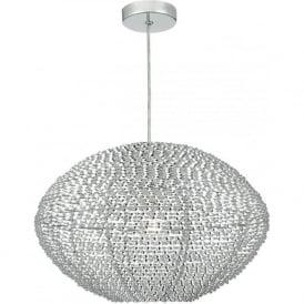 OIS6568 Oisin Non Electric Pendant Aluminium