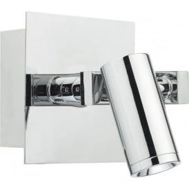 BEX0750 Bex Led Wall Light Polished Chrome