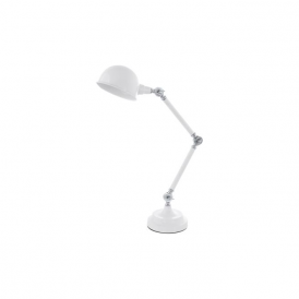 Eglo 94707 Lasora 1 Light Table Lamp White