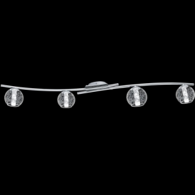 Eglo 30862 Altone 4 Light Ceiling Light Chrome