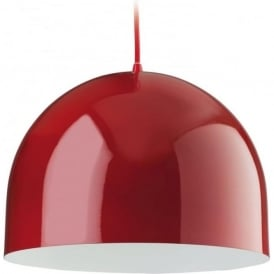 Firstlight 8624REWH House 1 Light Ceiling Red