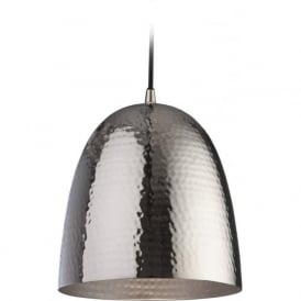 Firstlight 8672NC Assam 1 Light Pendant Nickel