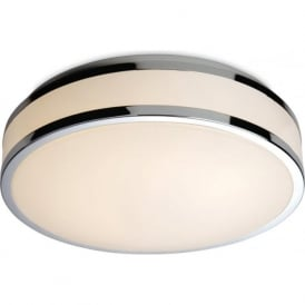 Firstlight 8342 Atlantis LED Flush Ceiling Light White