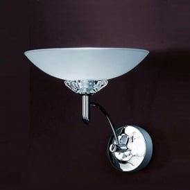 FL2006/1 Fizz 1 Light Wall Light Chrome