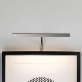 Astro 7898 Mondrian 300 Frame-Mounted Picture Light Matt Nickel