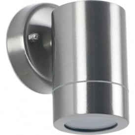 Pacific Lifestyle 40-020 Lantana 1 Light Outdoor Wall Light Steel IP44