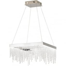 Eglo 39282 Antelao 1 Light Ceiling Light Polished Chrome