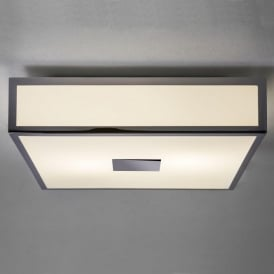 7942 Mashiko 300 LED Ceiling Light IP44 Polished Chrome