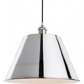 FirstLight 4873BC Savoy Pendant Light Brushed Chrome