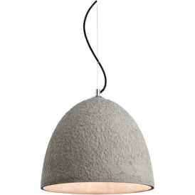 FirstLight 4860CN Concrete Pendant Light Natural Textured Concrete